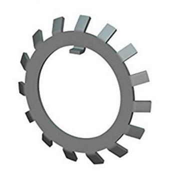 key width: Standard Locknut LLC TW126 Bearing Lock Washers