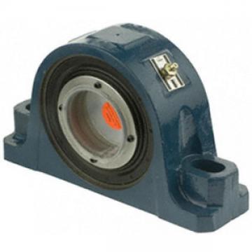 base width: Cooper 01E BCP 111 GR AT Pillow Block Roller Bearing Units