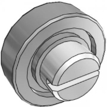flange diameter: Smith Bearing Company FCR-2-3/4-E Flanged Cam Followers